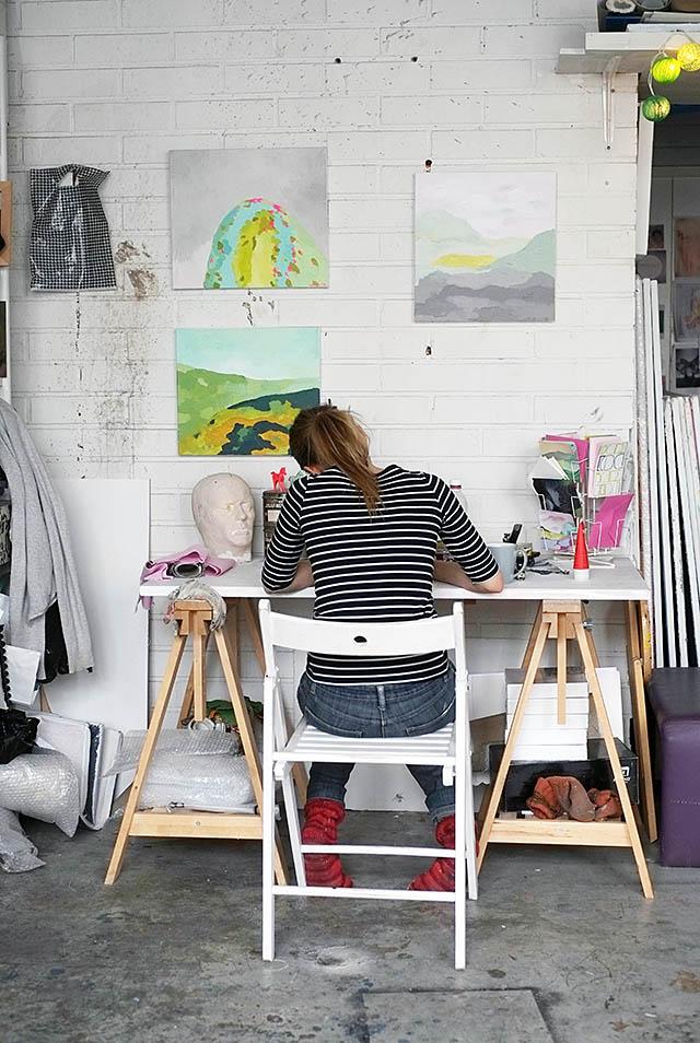 in-my-studio