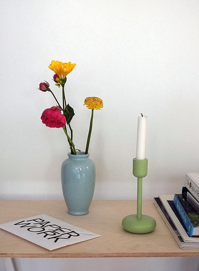 kukat-ja-kynttila
