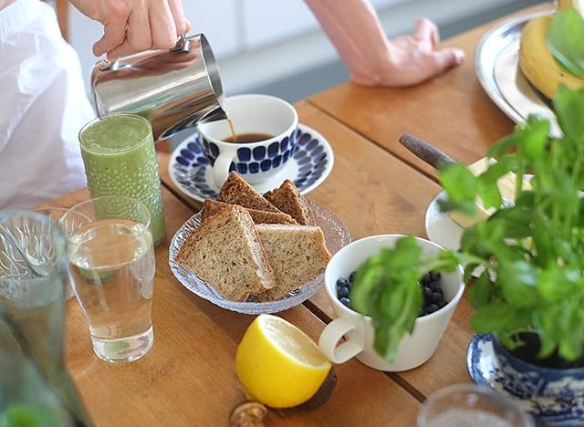 aamiaista-kotona