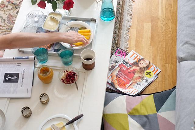 aamiainen-kotona