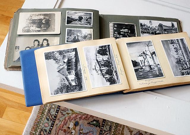 valokuva-albumit