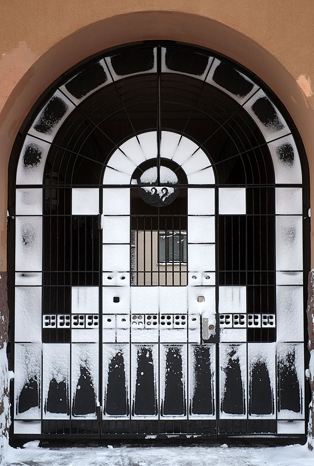 kruununhaka-portti