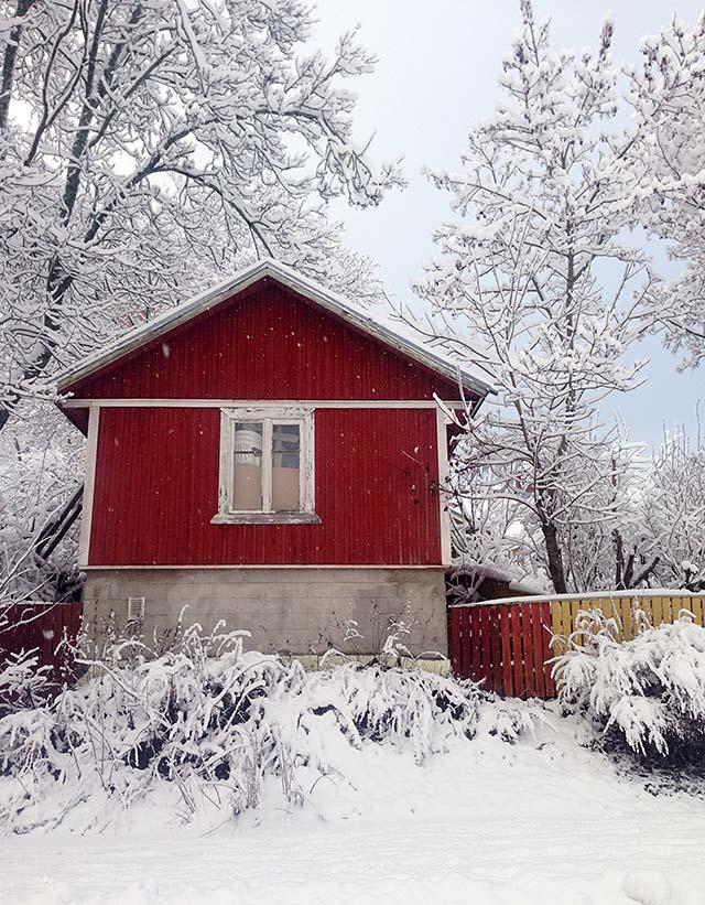 talvi-uudessakaupungissa