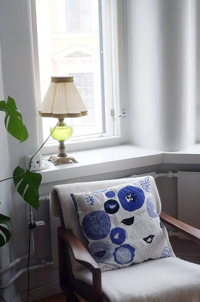 kauniste-tyyny