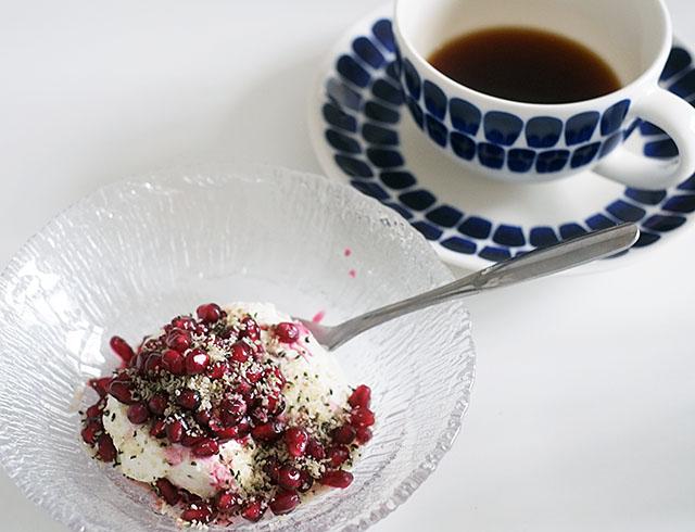 jogurtti-aamiainen