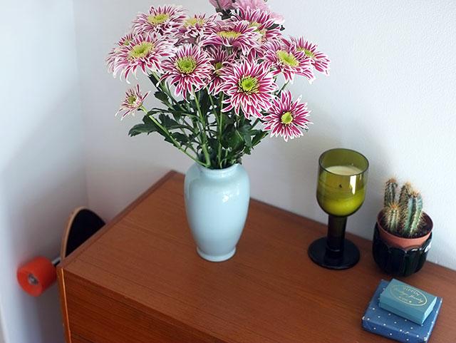 kukat-maljakossa